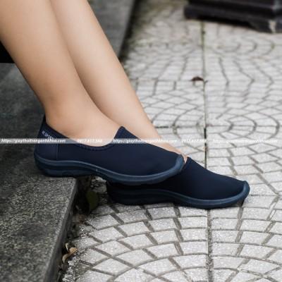 Giày Xuất Nga Anh Khoa - Siêu bền - Chất liệu sợi giãn đa chiều nhập khẩu- A668-4
