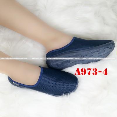 Giày Lưới Nữ Vải Lưới Siêu Thoáng, Nhẹ, Bền, Giặt Thoải Mái Bằng Máy Giặt A973-4